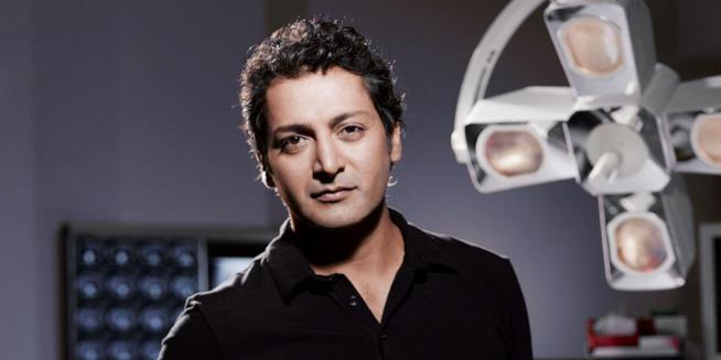 Hari Dhillon, interprete di Michael Spence in Holby City
