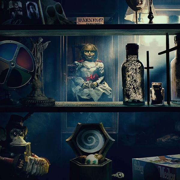 Annabelle 3, la bambola