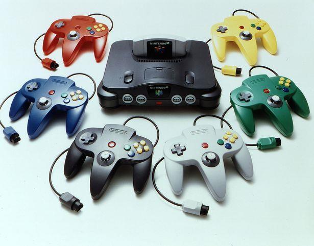 Nintendo festeggia i 20 anni dell'N64