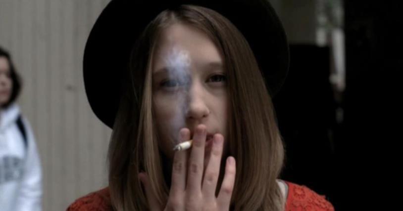 Violet Harmon in Murder House