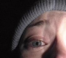 Una scena di The Blair Witch Project