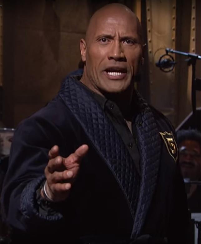 The Rock al SNL