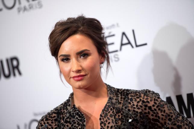 La cantante e attrice Demi Lovato darà la voce a Puffetta
