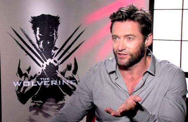 Hugh Jackman intervistato sul doppio ruolo nel film di James Mangold: l'attore racconta Wolverine e X-24