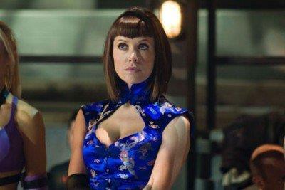 L'aspetto di Anna Williams nel film di Tekken