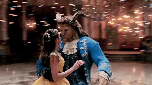 Il ballo ne La Bella e la Bestia