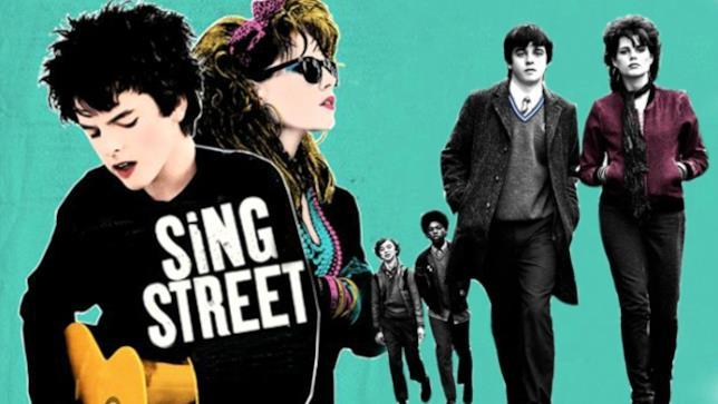 Il poster di Sing Street