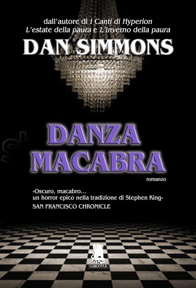 Dan Simmons è l'autore di Danza Macabra