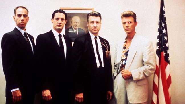 David Bowie, attore in Twin Peaks