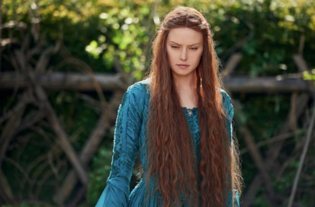 Una scena di Ophelia