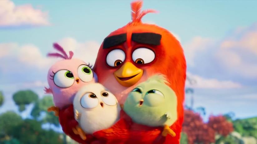 Foto dal trailer di Angry Birds 2