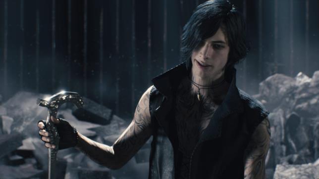 In Devil May Cry V potremo controllare tre diversi personaggi