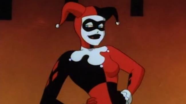 Harley Quinn nella serie animata DCAU dedicata a Batman