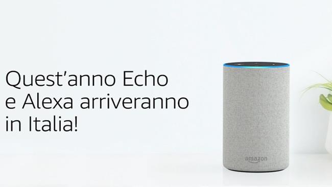 Amazon Assistente vocale Alexa
