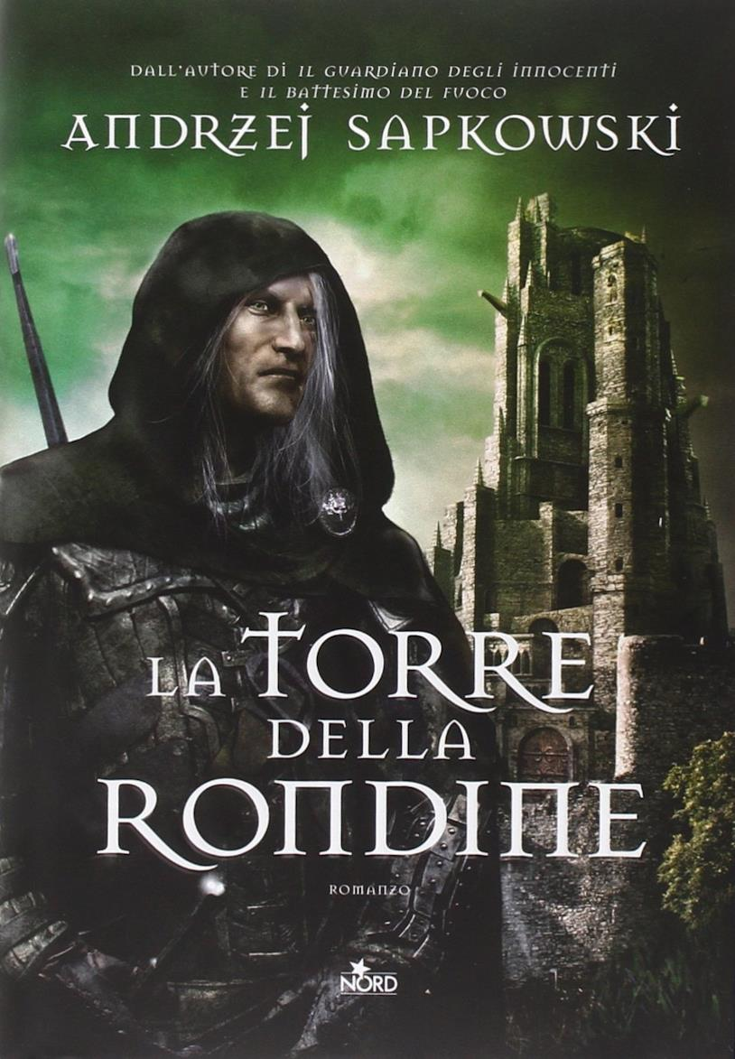 La torre della rondine copertina del libro Nord