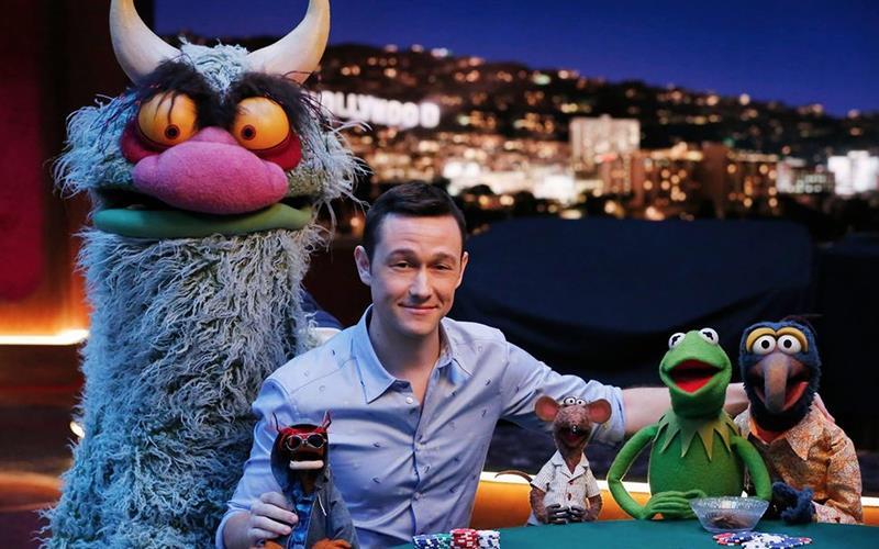 Tra le guest star de I Muppet non poteva mancare Joseph Gordon-Levitt