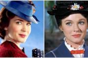 Mary Poppins, collage tra la Blunt e la Andrews