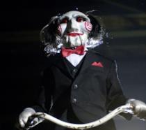 Una scena dal film Saw - L'enigmista