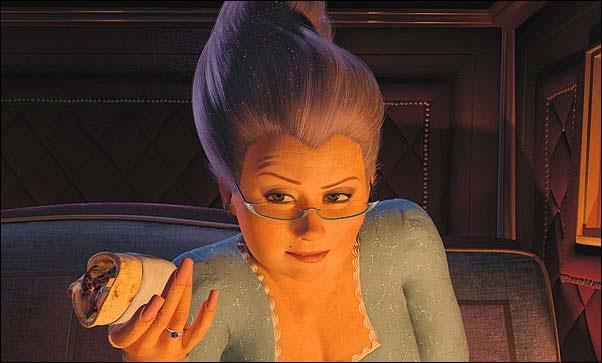 Shrek 2, Fata Madrina