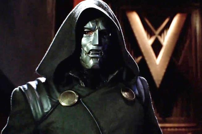 Doctor Doom nei film dei Fantastici 4