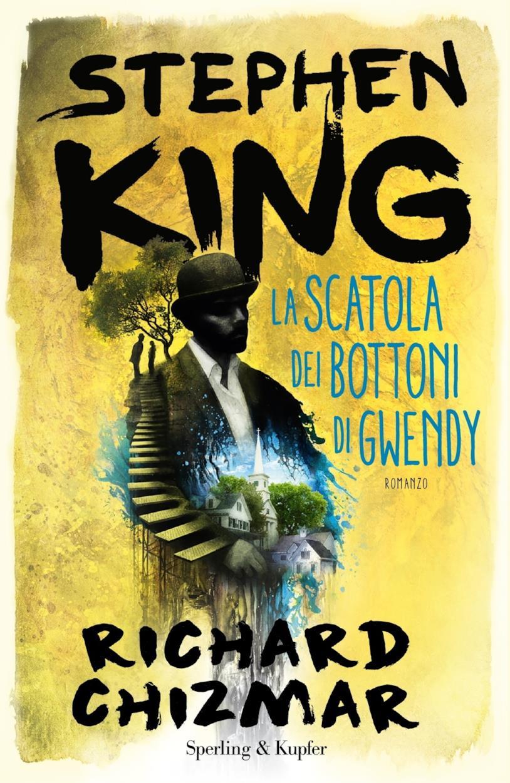 La copertina del libro La scatola dei bottoni di Gwendy