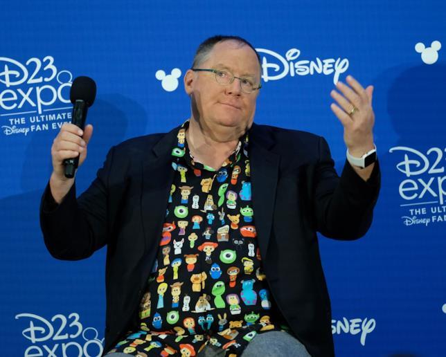 John Lasseter, capo creativi Pixar