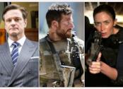 Colin Firth, Bradley Cooper ed Emily Blunt