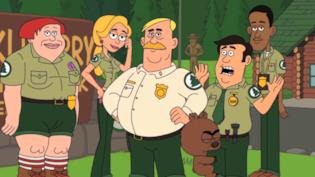 Brickleberry Night, domenica arriva la maratona su FOX Animation