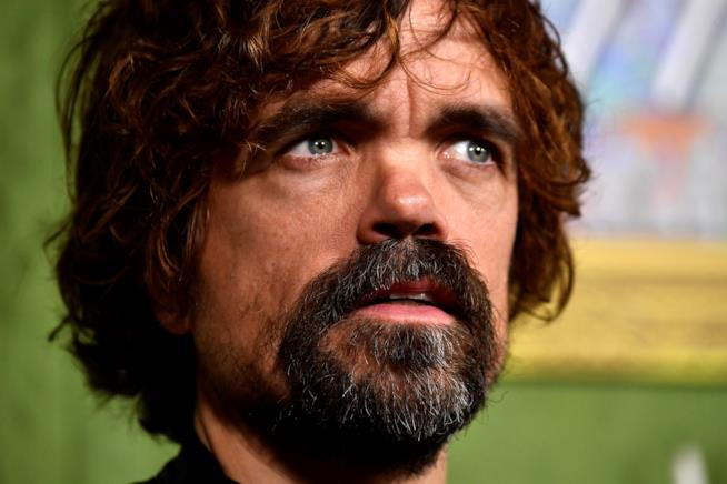 L'attore Peter Dinklage