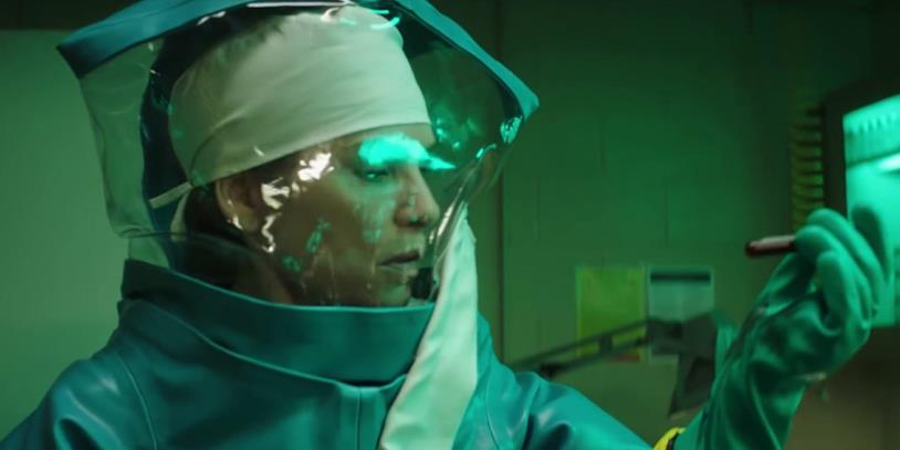 The Hot Zone - Area di contagio: Julianna Margulies in una scena della miniserie