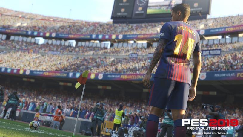 Pro Evolution Soccer 2019 uscirà il 30 agosto 2018