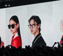 Foto scattata durante l'evento Huawei di Parigi