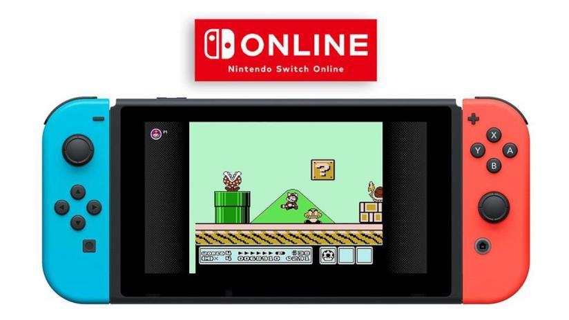 Super Mario Bros. 3 su Nintendo Switch