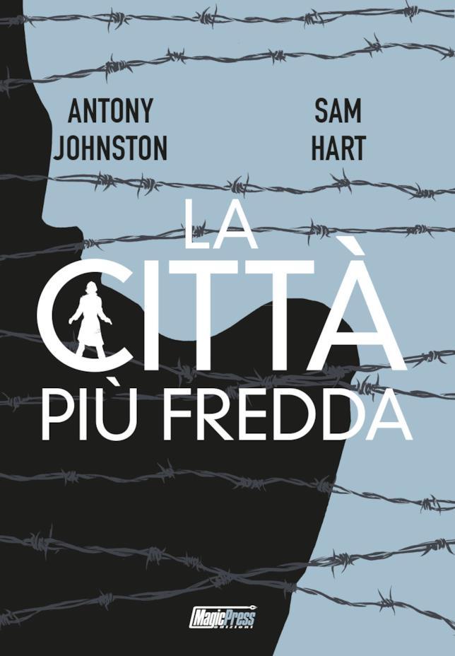 La copertina italiana di La città più fredda
