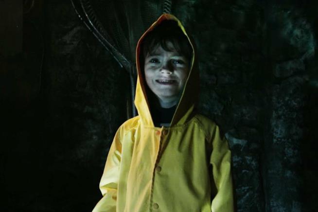 Georgie nell'adattamento cinematografico di IT