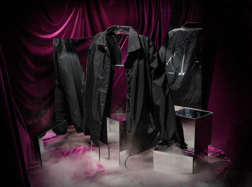 Giubotto Torrey Vans x Harry Potter dedicato ai Doni della Morte