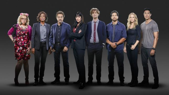 I protagonisti di Criminal Minds 13