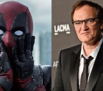 Deadpool e Quentin Tarantino