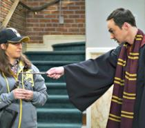Roba da Nerd con The Big Bang Theory: Il Quidditch è un vero sport!