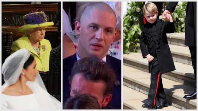 Alcuni MEME del Royal Wedding