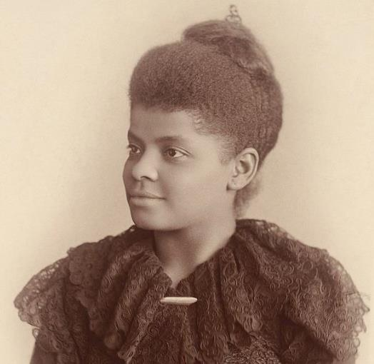 Ida B. Wells in un ritratto