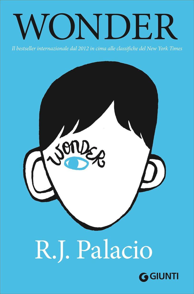 La copertina di Wonder