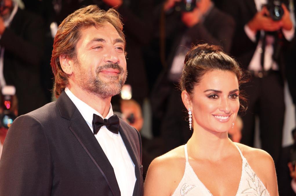 Penelope Cruz e Javier Bardem insieme sul red carpet di Loving Escobar.