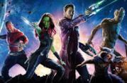 I Guardiani della Galassia in azione in poster promozionale del film