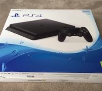 Confezione di PlayStation 4
