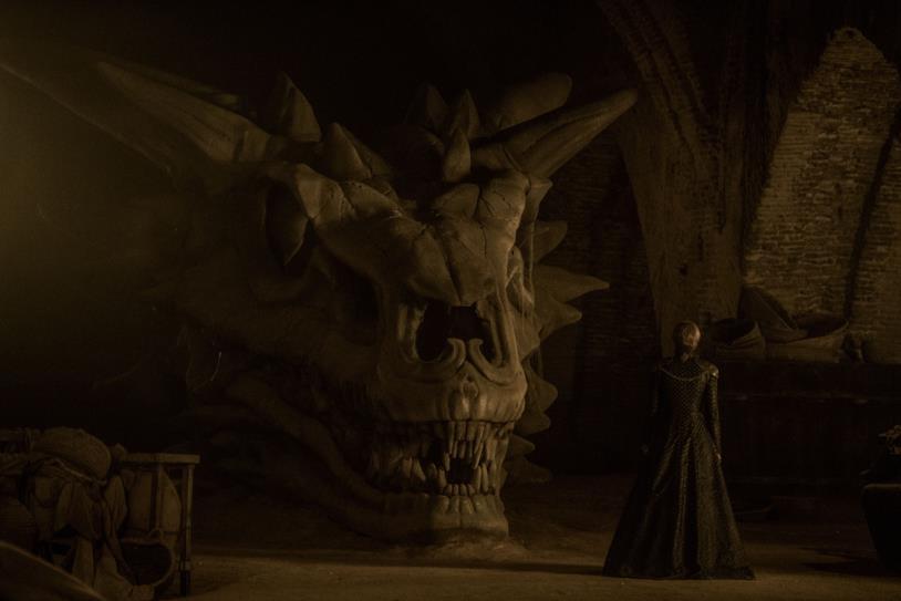 Uno scatto della Fossa del Drago
