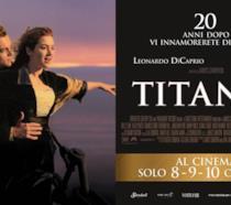 Titanic torna al cinema