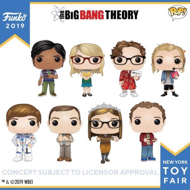I nuovi 8 Funko Pop! dalla Toy Fair di New York