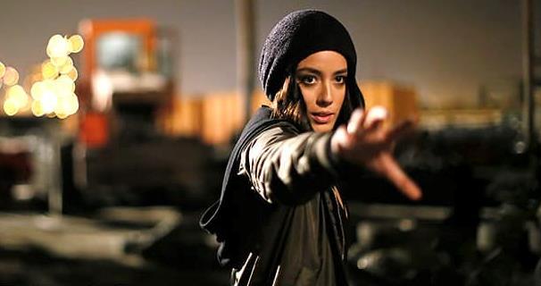 Una scena di S.H.I.E.L.D. con Daisy Johnson