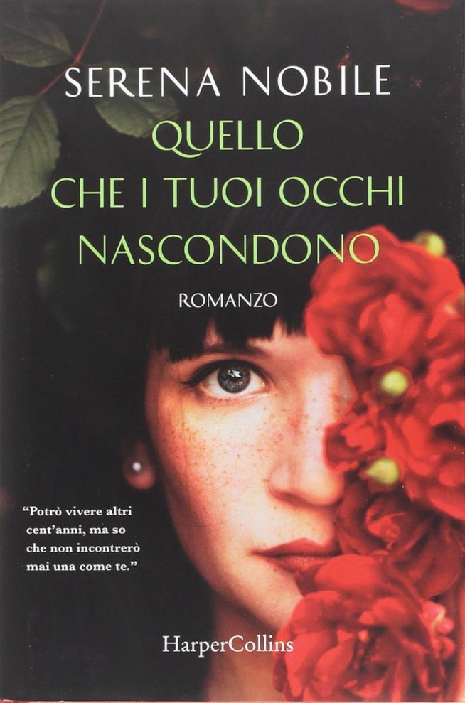 Copertina del romanzo d'amore di Serena Nobile